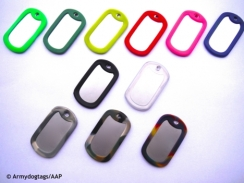 Dog Tag Accessories